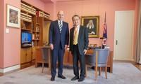 Australis menilai tinggi kerjasama Parlemen dengan Vietnam