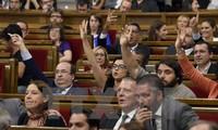 Katalonia menuntut pemisahan diri dari Spanyol, titik balik menuju ke mana