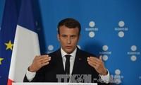 Pemimpin Perancis dan Jerman mendukung Spanyol dalam krisis di Katalonia