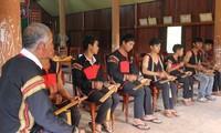 Bonang dari bambu- ciri yang khas dari warga etnis minoritas E De