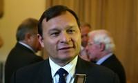 Deputi Menlu Peru menilai tinggi prospek kerjasama dengan Vietnam
