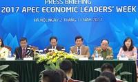 Dengan peranan sebagai tuan rumah, Vietnam akan terus menjaga laju pertumbuhan dalam APEC