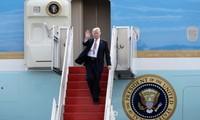 Presiden Amerika Serikat, Donald Trump mengunjungi Asia: Kunjungan dengan banyak tujuan