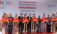 Pekan raya perdagangan Indonesia 2017 dibuka di kota Da Nang