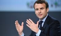Presiden Perancis melakukan pembicaraan telepon dng para pemimpin dunia untuk membahas Libanon