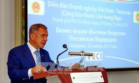 Forum Badan Usaha Vietnam – Tatarstan