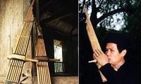 Kekhasan seruling rakit Muong Lo dari warga etnis minoritas Thai