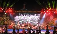 Pembukaan Pesta bunga gandum kuda 2017 di Ketinggian batu Dong Van