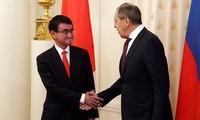 Rusia dan Jepang sepakat menangani krisis di semenanjung Korea menurut resolusi PBB