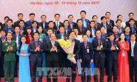 Abschluss der Landeskonferenz des Kommunistischen Jugendverbands Ho Chi Minh