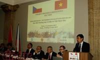 "Lokakarya dengan tema : ""Promosi dagang dan investasi Vietnam-Czech"""