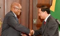 Zimbabwe dan Vietnam mengembangkan hubungan tradisional  baik yang sudah ada