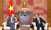 Фунг Куок Хиен принял делегацию парламентариев стран-членов ЕАСТ