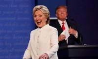 Завершились третьи дебаты между кандидатами в президенты США