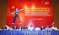 В Ханое открылась 18-я международная встреча коммунистических и рабочих партий