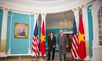 Фам Бинь Минь находится в США с официальным визитом
