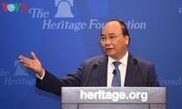 Премьер-министр Нгуен Суан Фук посетил Фонд «наследие» в Вашингтоне
