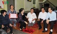 Партия и государство СРВ уделяют пристальное внимание гражданам, имеющим заслуги перед Отечеством