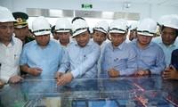 Нгуен Суан Фук провел рабочую встречу с руководством компании Формоза в провинции Хатинь