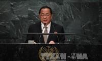 Ли Ёнхо: КНДР является ответственным ядерным государством
