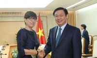 Вьетнам желает активизировать сотрудничество с Бельгией, Словакией и ЕС