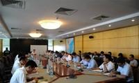 Конференция по изменению модели устойчивого развития дельты реки Меконг на фоне изменения климата