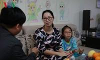 Вьетнамские жены сохраняют свой родной язык в Гуанси