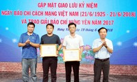 Мероприятия, приуроченные ко Дню вьетнамской революционной прессы