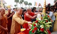 高棉族传统新年揭开越南民族文化日庆祝活动序幕