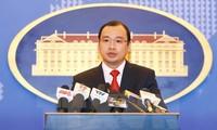 越南要求中国台湾尊重越方对黄沙、长沙群岛的主权