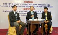 制定越南旅游融入东盟经济共同体的计划