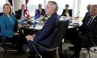 七国集团面向一个和平的世界推动合作