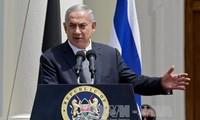 巴勒斯坦和以色列反对中东问题有关四方的报告