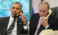 美俄总统讨论乌克兰、纳戈尔诺-卡拉巴赫和叙利亚局势