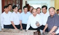 阮春福总理:太平省要集中发展农业