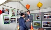 越南介绍与德国合作发展所取得的成就