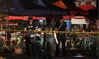 越南谴责菲律宾南部地区发生的爆炸袭击