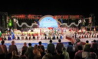 第五届亚洲沙滩运动会在岘港市开幕