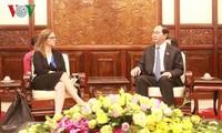 越南希望发展与以色列的多领域合作关系