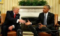 美国总统权力交接进程正式启动