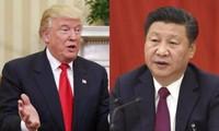 中国国家主席习近平与美国当选总统特朗普同意早日会面