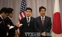 日本首相安倍相信特朗普的领导能力