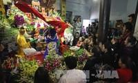 越南三府圣母祭祀信仰被列入人类非物质文化遗产代表作名录