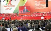 越南共产党代表团出席葡萄牙共产党第20次全国代表大会