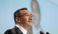 马来西亚呼吁东盟在东海问题上保持团结