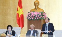 越南第十四届国会常务委员会第五次会议:加快越南融入国际经济进程