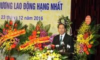 陈大光要求卫生部门发展专业技术 满足人民保健需求