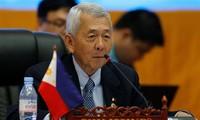菲律宾寻求关于东海问题的外交倡议