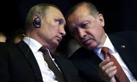 俄罗斯与土耳其两国总统讨论扩大叙利亚停火协议