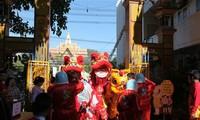旅外越南人欢度2017年传统春节